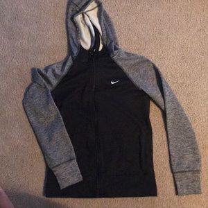 Women's Nike Zip Sweatshirt
